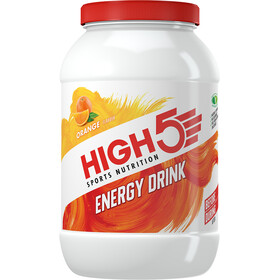 High5 Energy Drink Tub 2,2kg, Orange